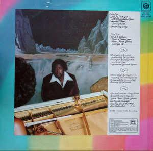 Back Cover Album Barry White - Stone Gon'