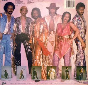 Back Cover Album Mtume - In Search Of The Rainbow Seekers