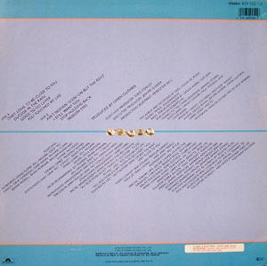 Back Cover Album Gwen Guthrie - Good To Go Lover