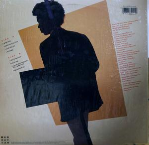Back Cover Album Bernard Wright - Mr. Wright