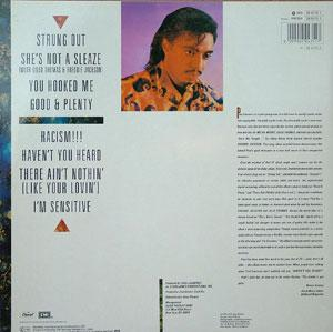 Back Cover Album Paul Laurence - Haven't You Heard