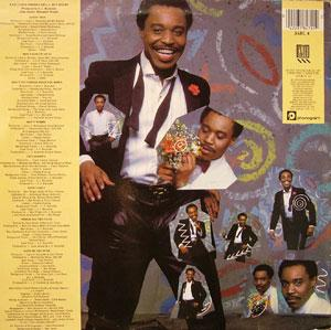 Back Cover Album L.j. Reynolds - Lovin' Man