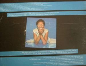 Back Cover Album Dee Dee Sharp-gamble - Happy Bout The Whole Thing