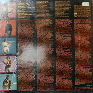 Back Cover Album Mighty Fire - Mighty Fire