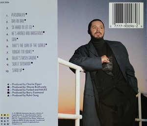 Back Cover Album Najee - Day By Day