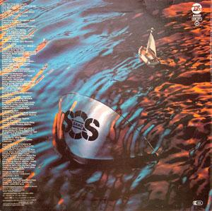Back Cover Album The S.o.s. Band - S.O.S.