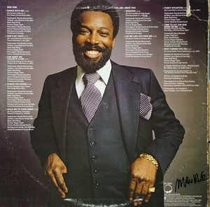 Back Cover Album Wilson Pickett - A Funky Situation
