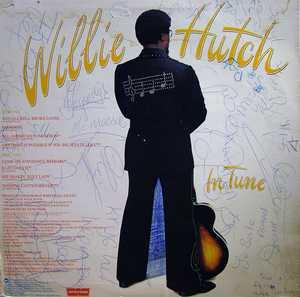 Back Cover Album Willie Hutch - In Tune