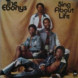The Ebony's - Sing About Love
