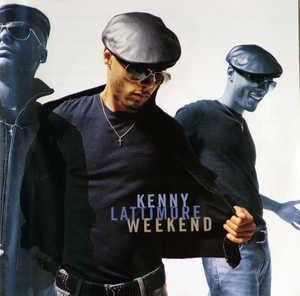 Front Cover Album Kenny Lattimore - Weekend