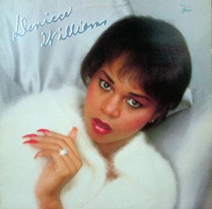 Front Cover Album Deniece Williams - My Melody