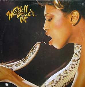 Front Cover Album Wardell Piper - Wardell Piper