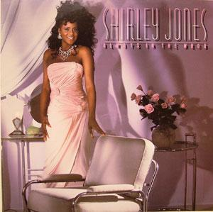 Front Cover Album Shirley Jones - Always In The Mood