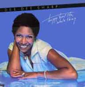 Front Cover Album Dee Dee Sharp-gamble - Happy Bout The Whole Thing