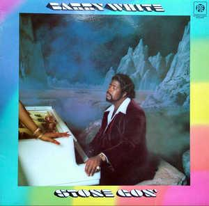 Front Cover Album Barry White - Stone Gon'