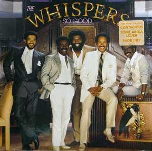 Front Cover Album The Whispers - So Good