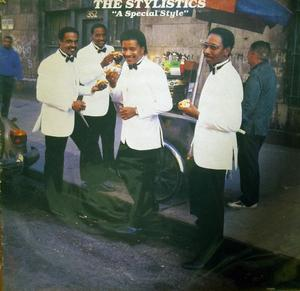 Front Cover Album The Stylistics - A Special Style