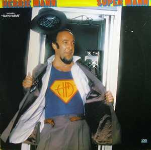 Front Cover Album Herbie Mann - Super Mann