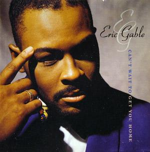 Front Cover Album Eric Gable - Can't Wait To Get You Home
