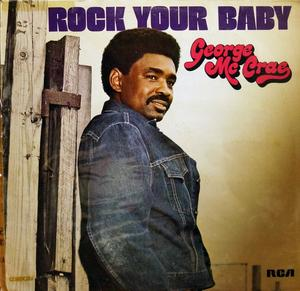 Front Cover Album George Mccrae - Rock Your Baby