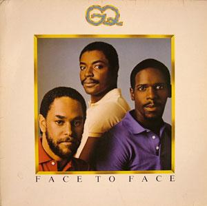 Front Cover Album G.q. - Face To Face