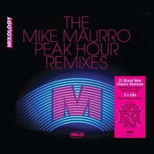 Front Cover Album Various Artists - The Mike Maurro Peak-Hour Remixes