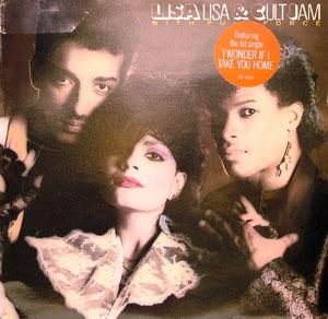 Front Cover Album Lisa Lisa & Cult Jam - Can You Feel The Beat
