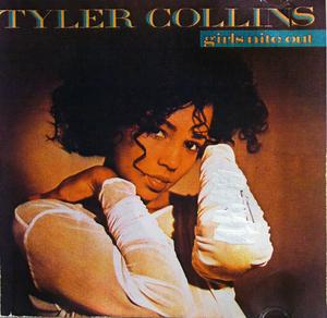 Front Cover Album Tyler Collins - Girls Nite Out