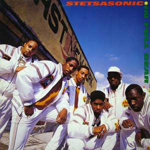 Front Cover Album Stetsasonic - In Full Gear