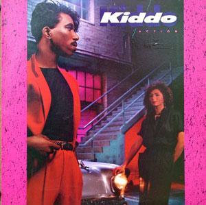Front Cover Album Kiddo - Action