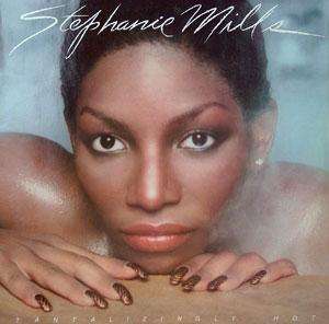 Front Cover Album Stephanie Mills - Tantalizingly Hot