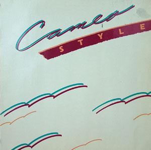 Front Cover Album Cameo - Style