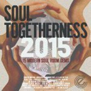 Front Cover Album Various Artists - Soul Togetherness 2015
