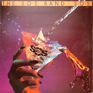 Front Cover Album The S.o.s. Band - S.O.S.