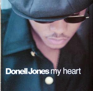 Front Cover Album Donell Jones - My Heart