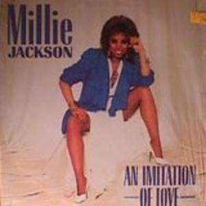 Front Cover Album Millie Jackson - An Imitation Of Love