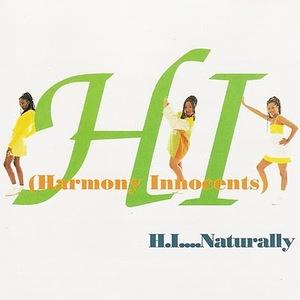 Front Cover Album Harmony Innocents - Hi...Naturally