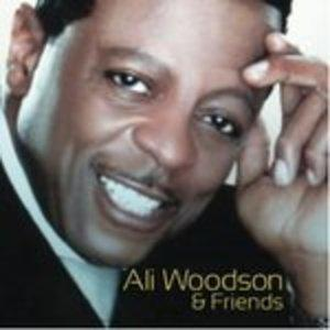 Front Cover Album Ali Ollie Woodson - Ali Woodson & Friends