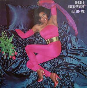 Front Cover Album Dee Dee Bridgewater - Bad For Me