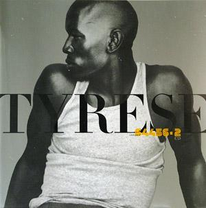 Front Cover Album Tyrese - Tyrese