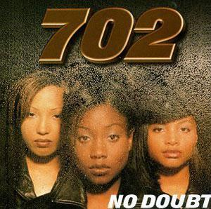 Front Cover Album 702 - No Doubt