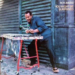 Front Cover Album Roy Ayers - You Might Be Surprised
