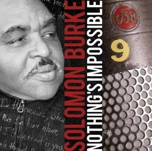 Front Cover Album Solomon Burke - Nothings Impossible