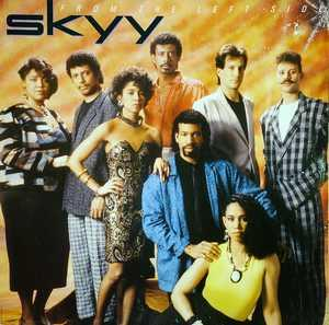 Front Cover Album Skyy - From The Left Side