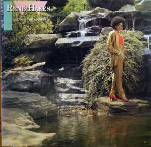 Front Cover Album René Hayes - You Are The Answer