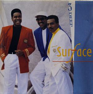 Front Cover Album Surface - 3 Deep