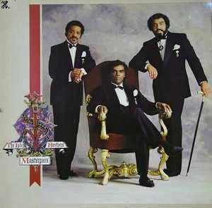 Front Cover Album The Isley Brothers - Masterpiece