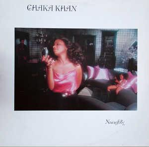 Front Cover Album Chaka Khan - Naughty