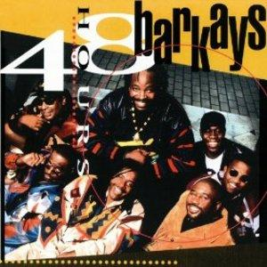 Front Cover Album The Bar Kays - 48 Hours