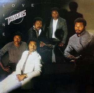 Front Cover Album Tavares - Love Line